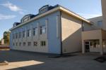Изглед школе након завршетка друге фазе радова током 2012.године
